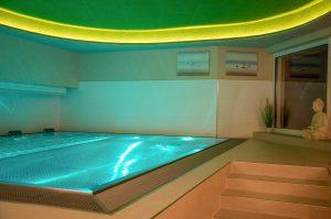 Pool Hotel Alpenlodge