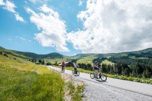 biken in Obersaxen