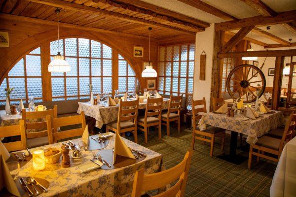 """Restaurant """"Walser Stuben"""""""